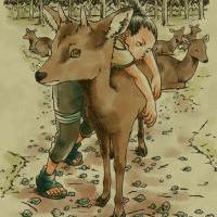 Shiki a jeleni.